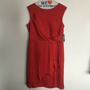 Vince Camuto Red dress - Size 10